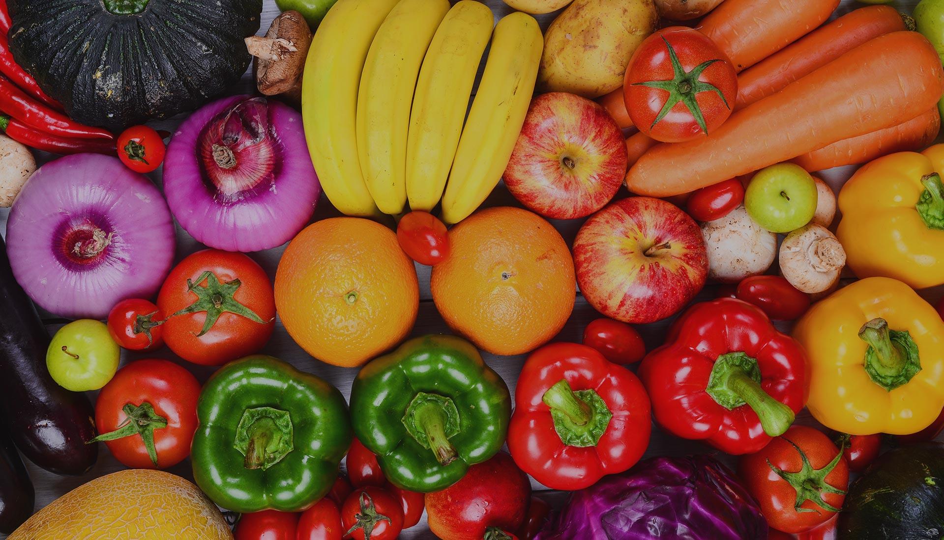 Βιολογικά φρούτα λαχανικά